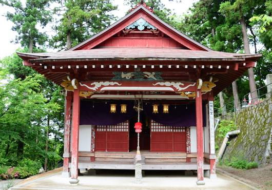 1-16.06.26 28番 成相寺、33霊場の本尊を安置している西国巡礼堂.jpg