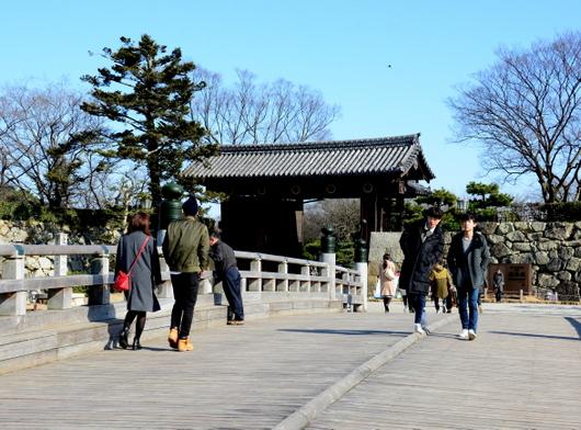 1-17.01.22 桜門橋から大手門.jpg