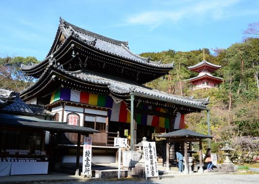 1-16.05.10 15番 今熊野観音寺本堂と多宝塔.jpg