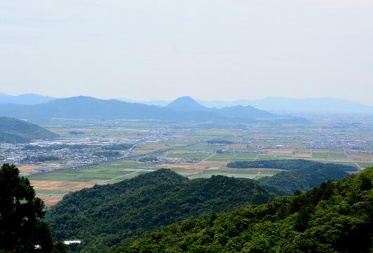 1-16.08.04 32番 観音正寺.本堂からの眺め.jpg